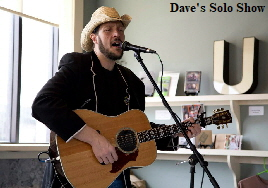 Dave's Solo Show & Emcee Services